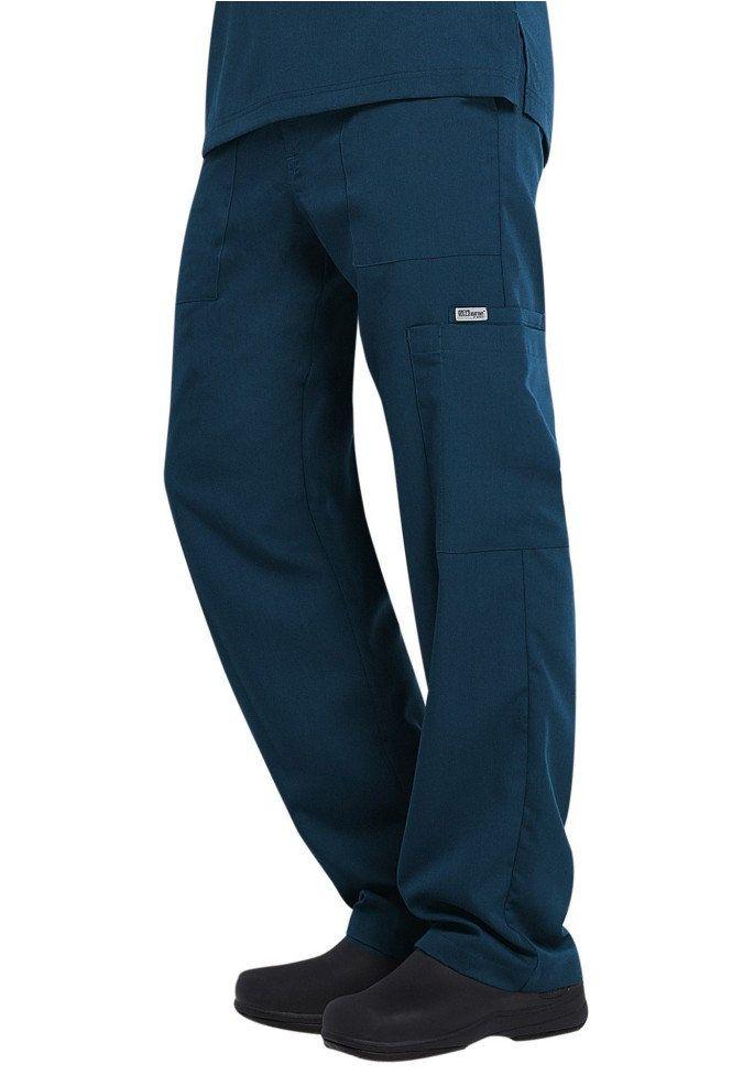 Greys Anatomy mens 6-pocket drawstring waist scrub pants. #scrubs ...