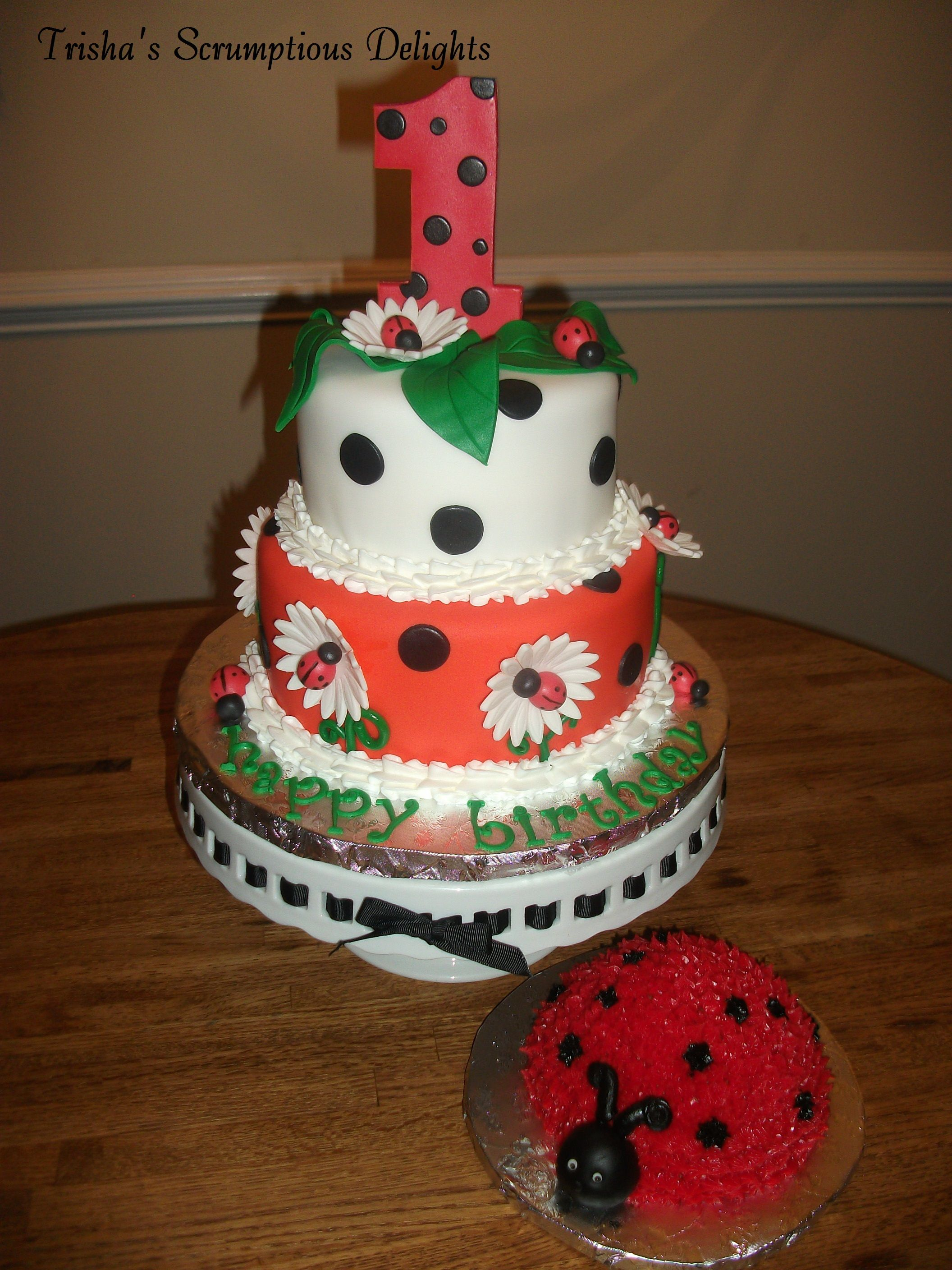 cake by patricia stanish