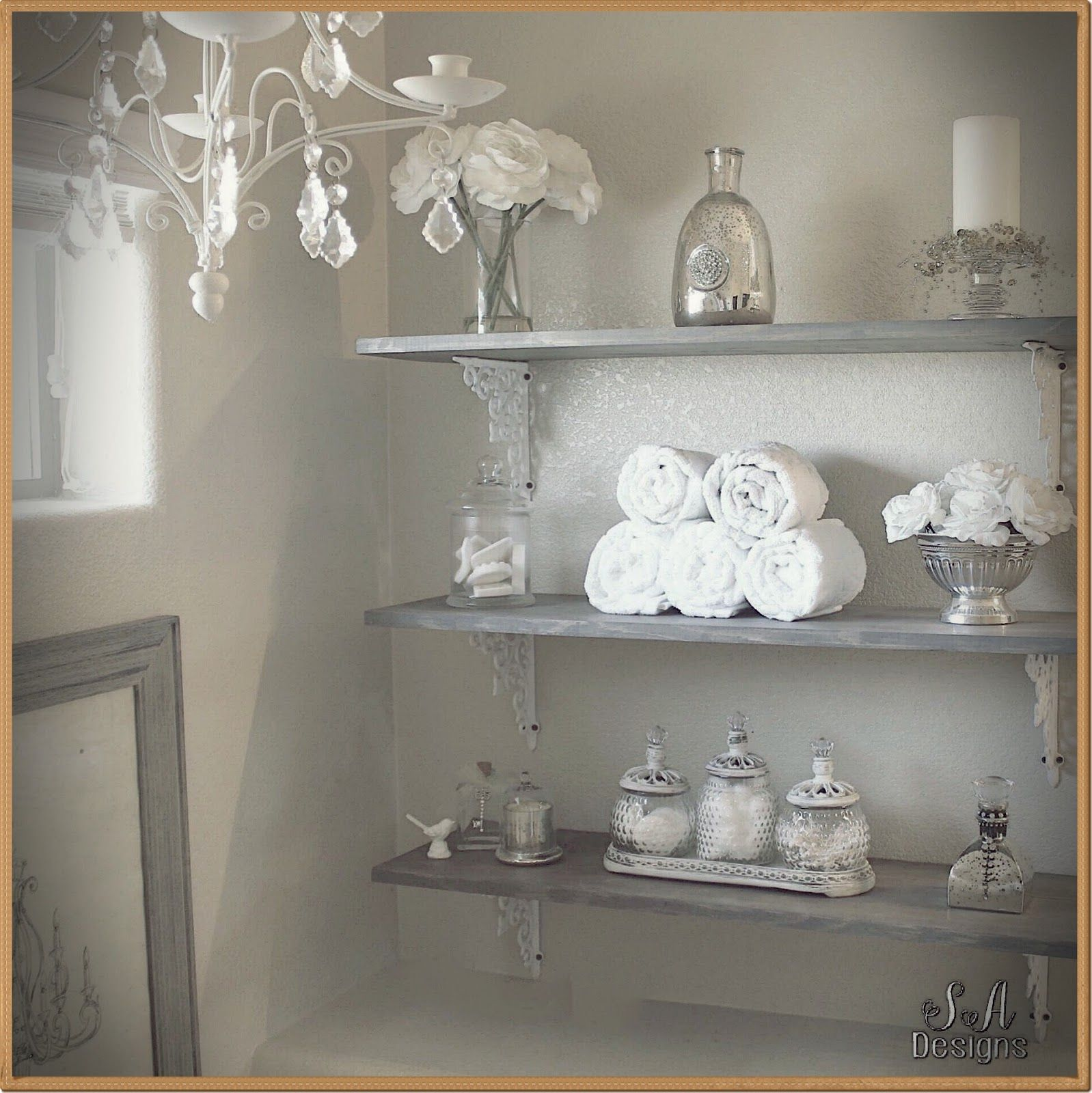 Diy Master Badezimmer Regale M Mit Bildern Badezimmer Regal Haus Deko Dekor