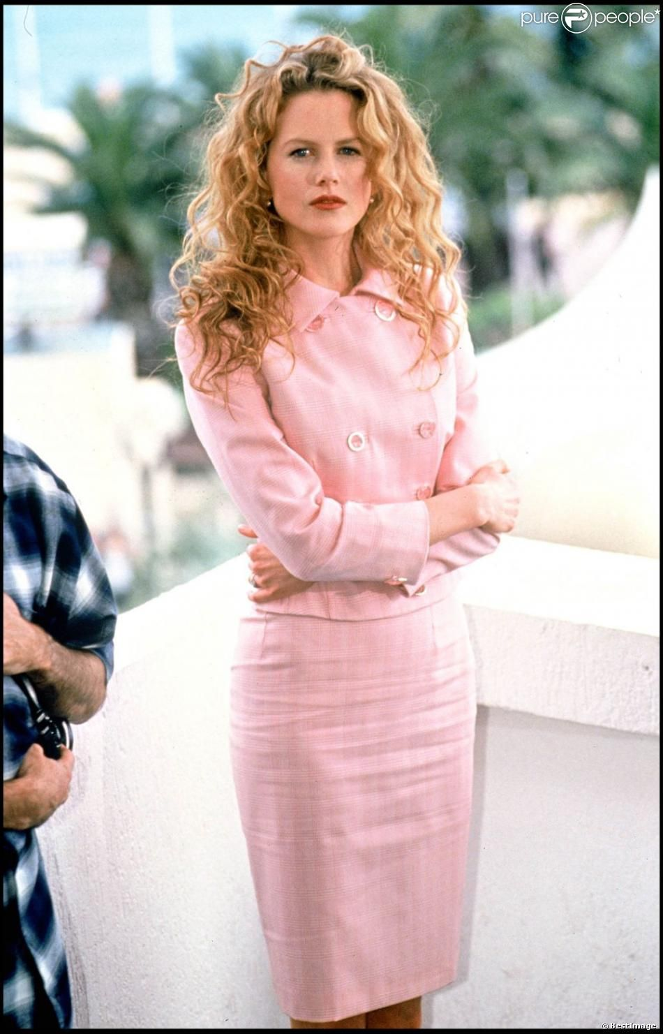 Nicole Kidman in Gianni Versace 1995 Cannes | Beautiful 1980\'s and ...