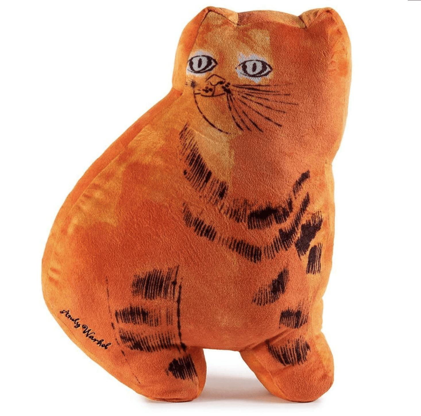 "Andy Warhol ""Sam the Cat"" Plüsch"