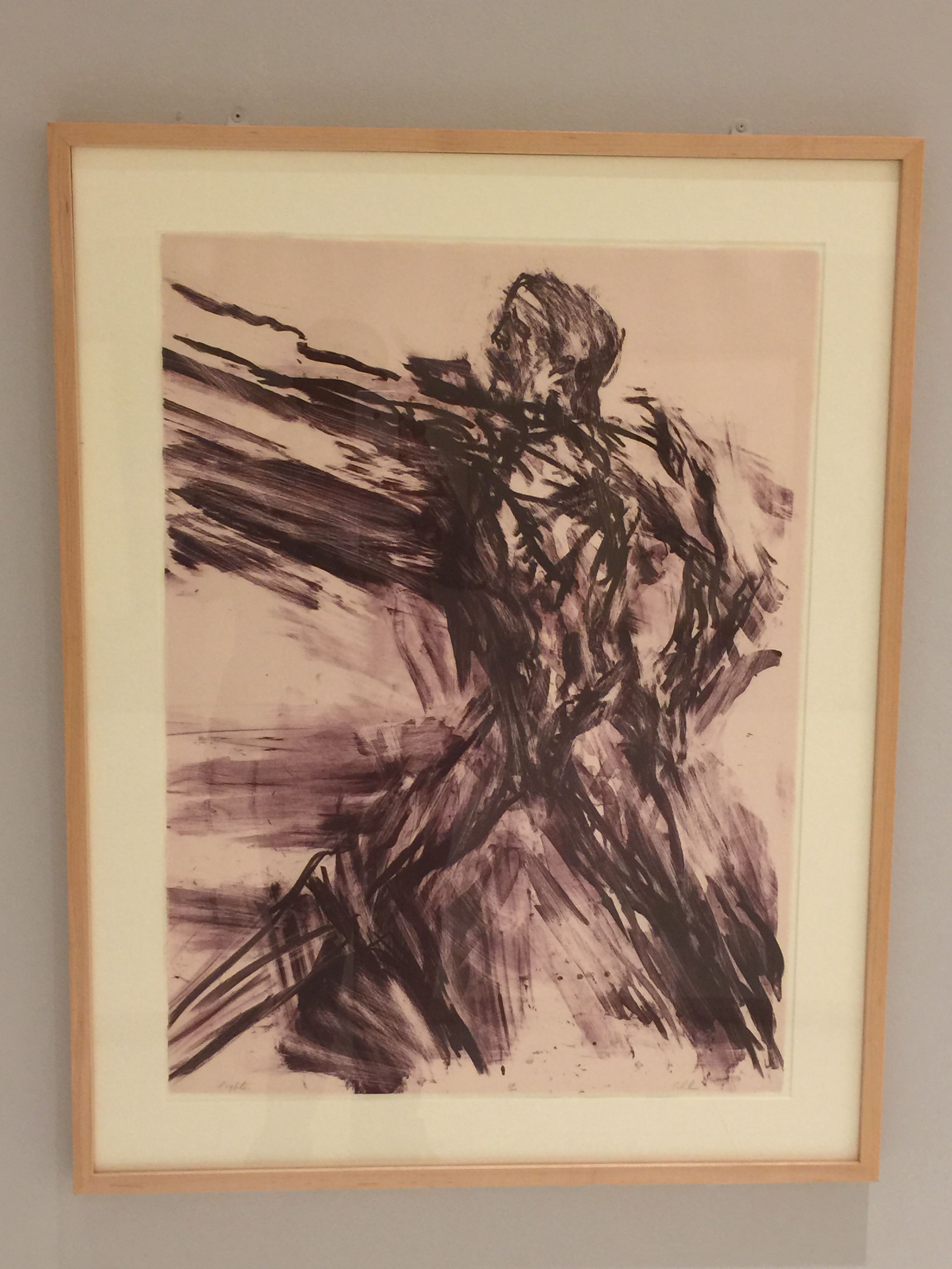 """Leon Golub featured at the """"Monster"""" Show at the Smart Museum"""