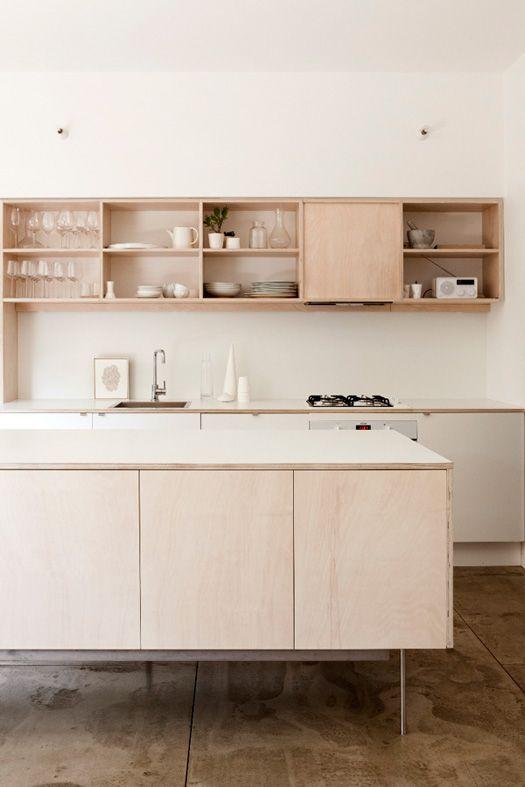 Muebles madera hacer CASA - COCINA Pinterest Colores de madera