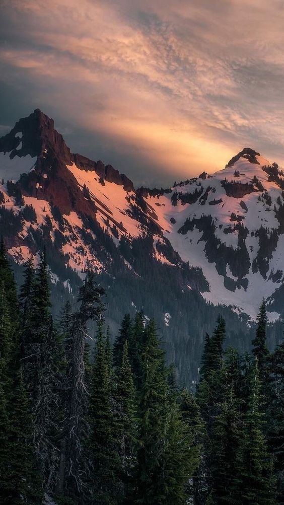 45 Free Beautiful Mountain Wallpapers For iPhone Y