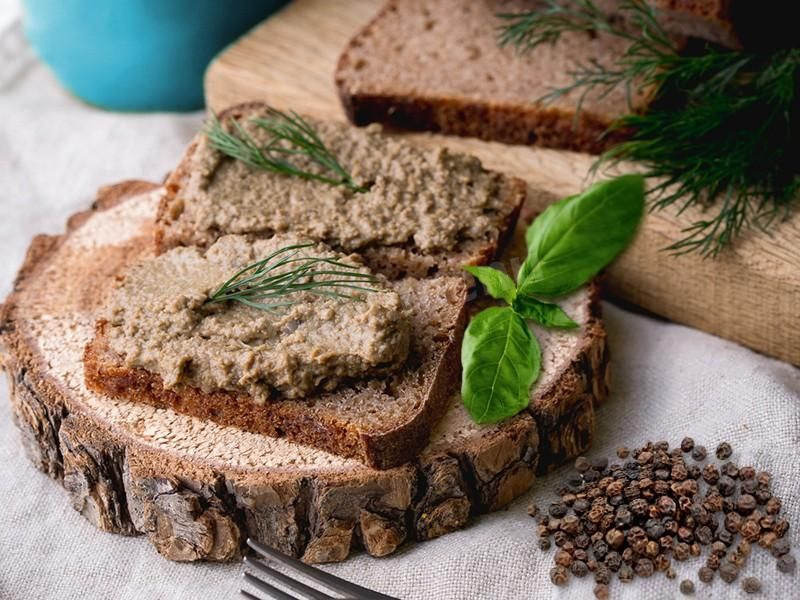Pashtet Iz Govyazhej Pecheni V Multivarke Recept S Foto Recipe Cooking Food Eat