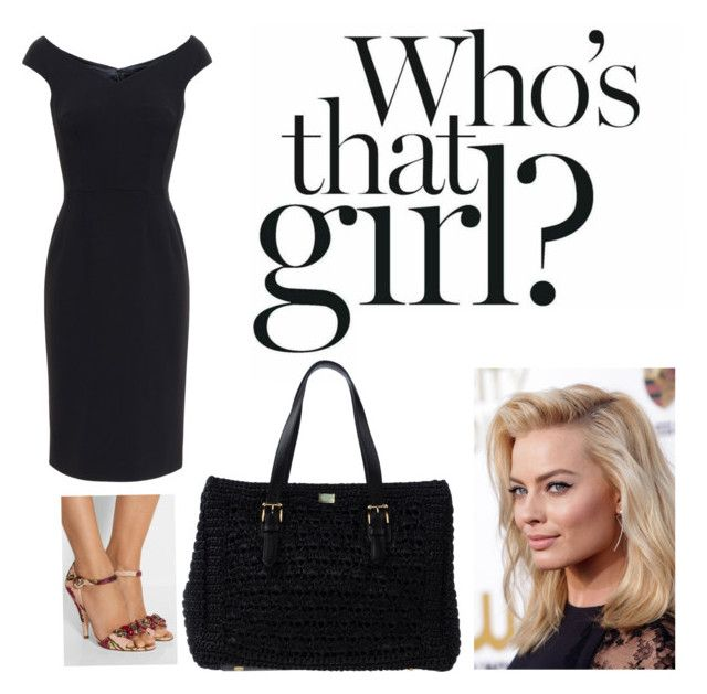"""""""Margot & Dolce"""" by lthompson010697 on Polyvore featuring Dolce&Gabbana"""