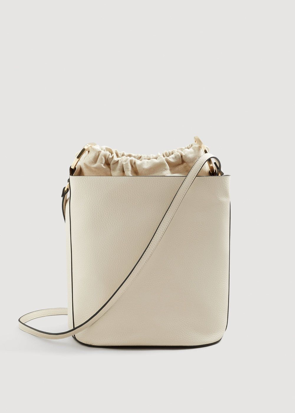 bd9c559824fc Pebbled bucket bag - Women