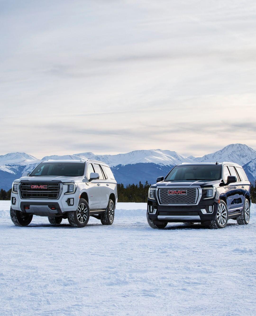Motortrend On Instagram Do The Newest Gmc Yukon And Yukon Xl Full Size Suvs Finally Justify Their Price Premium Over In 2020 Gmc Yukon Denali Gmc Yukon Yukon Denali