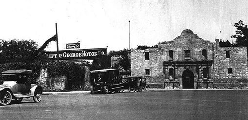 Ford Dealership San Antonio >> First Ford Dealership In San Antonio Right Behind The Alamo