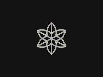 Logotype Flower
