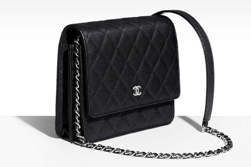 c1703f29d0fc Chanel Classic Square WOC | Bags | Chanel, Chanel handbags, Chanel ...