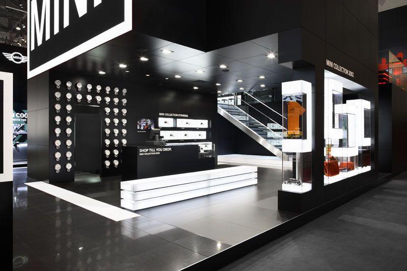 Exhibition Stand Banner Design : Mini exhibition stand motor show geneva