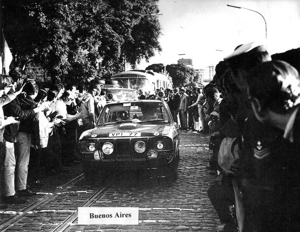 63 2 London Mexico Lotus Cortina Buenos Aries
