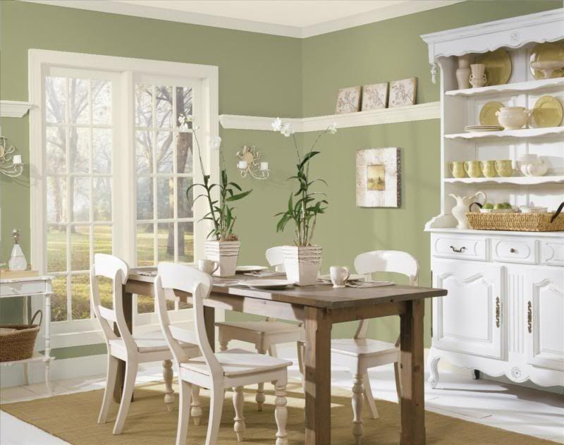 Benjamin Moore Blue Paint Colors  White Cabs Medium Oak Floors Inspiration Blue Green Dining Room Inspiration