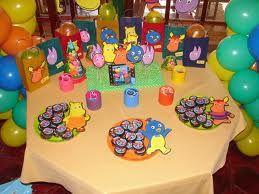 cumpleaños infantiles tematica backyardigans - Buscar con Google