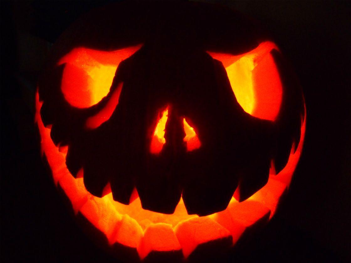 The Nightmare Before Christmas Jack Skellington Pumpkin Carving ...