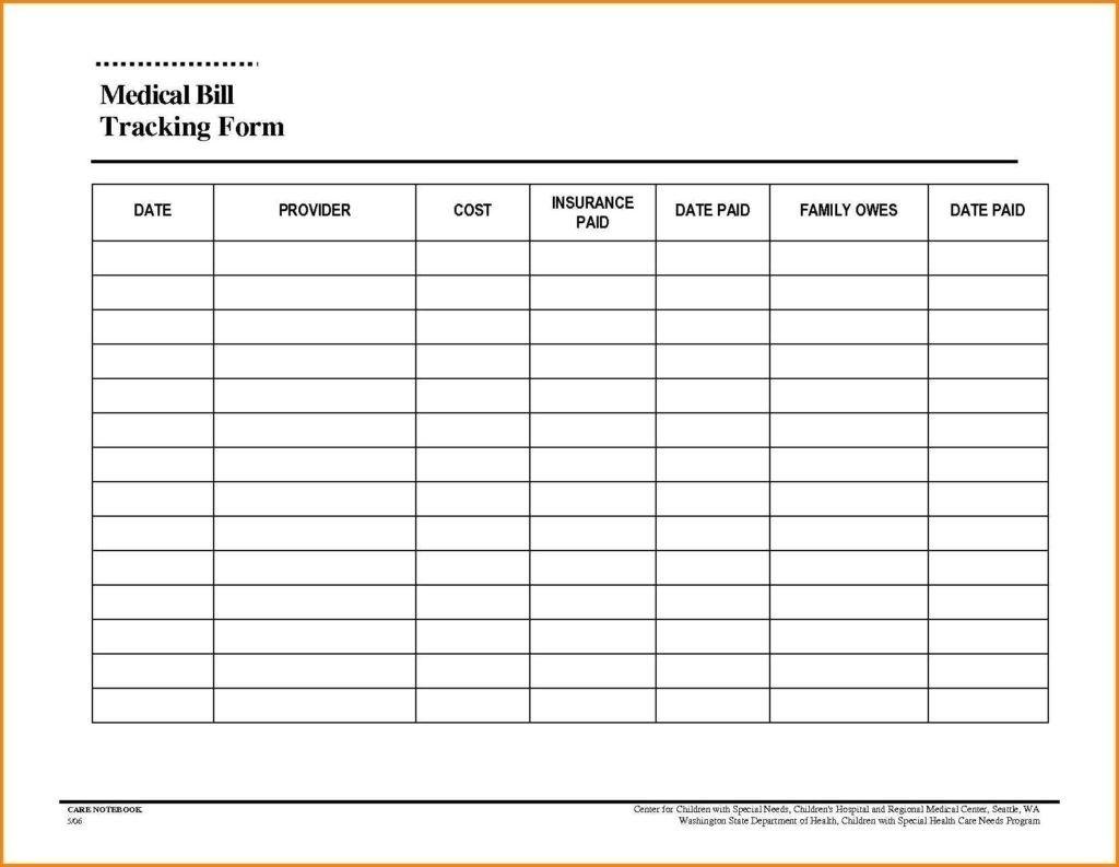 Spreadsheet Printableate Monthly Budget Planner Bills