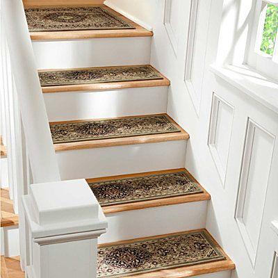 Best Sarouk Low Profile Rugs Stair Treads Remodel Bedroom 400 x 300