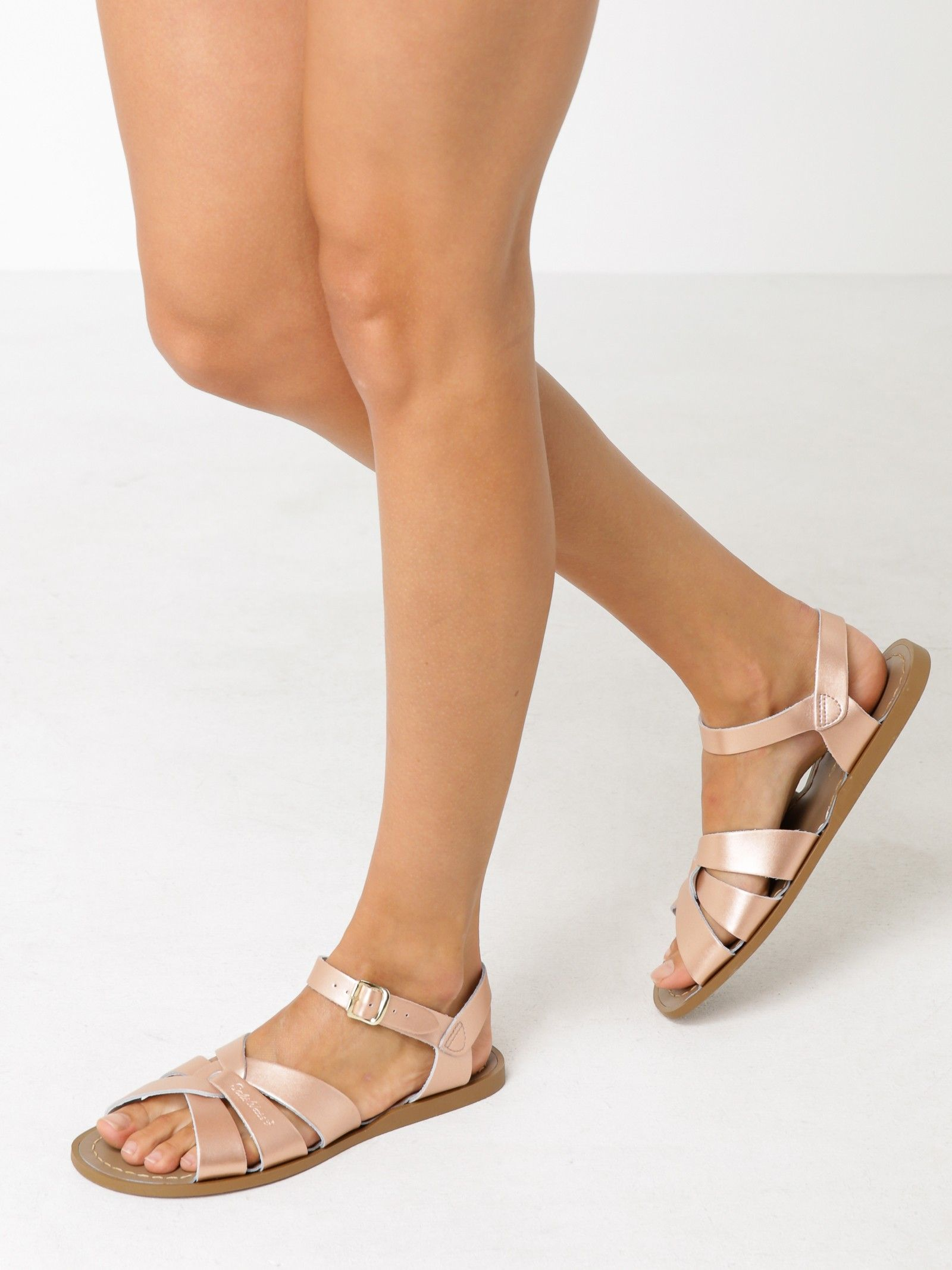 b9ae8f304efc4 saltwater sandals rose gold | California | Rose gold, Sandals, How ...