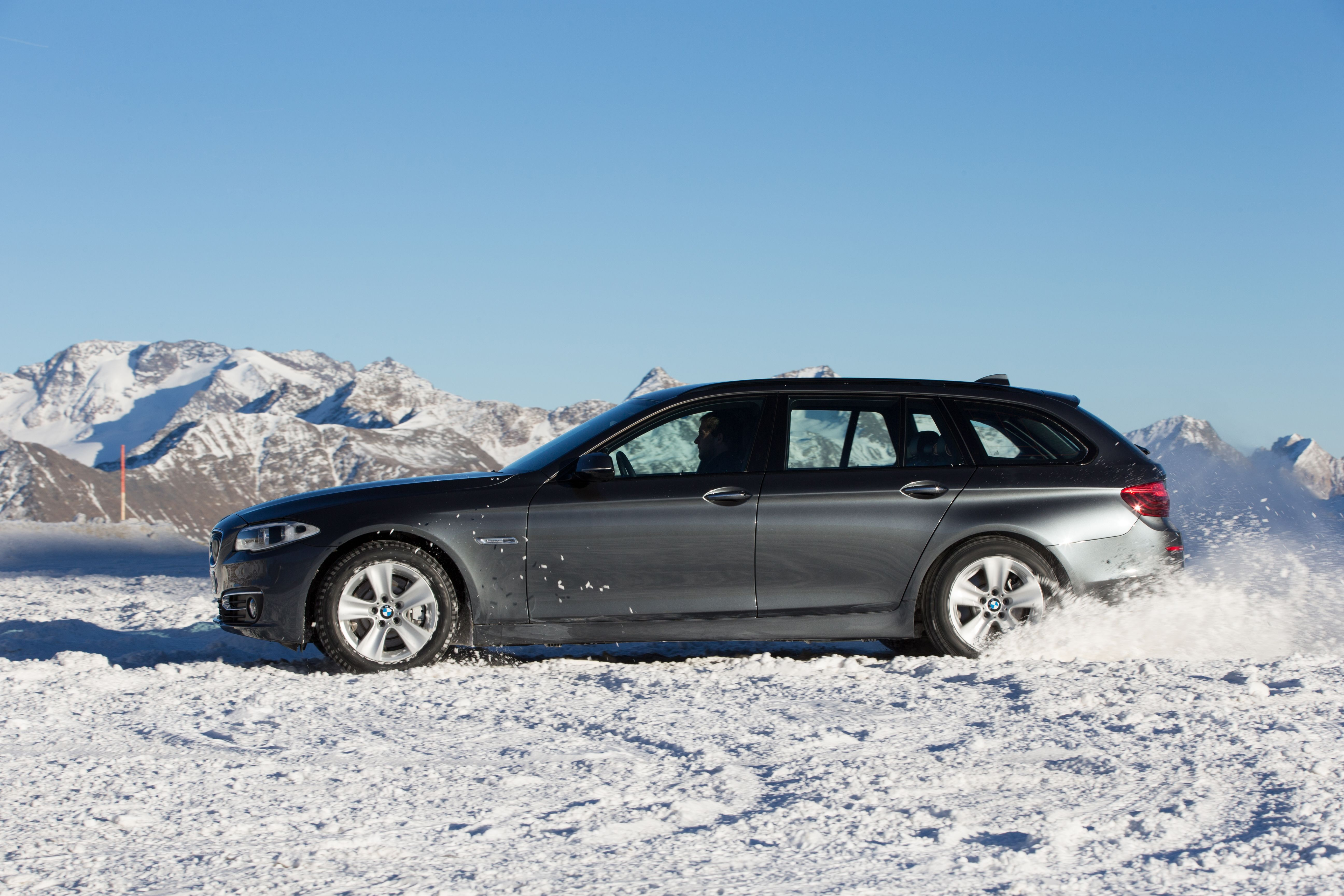 F11 alpina b5 biturbo touring page 2 5series net forums -  Bmw F11 535i Touring Xdrive Winter Drift Snow