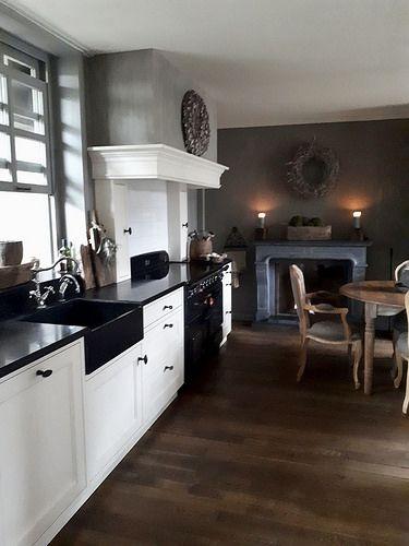 Binnenkijken bij Marion en Eddy - Interieur, Keuken en Keukens