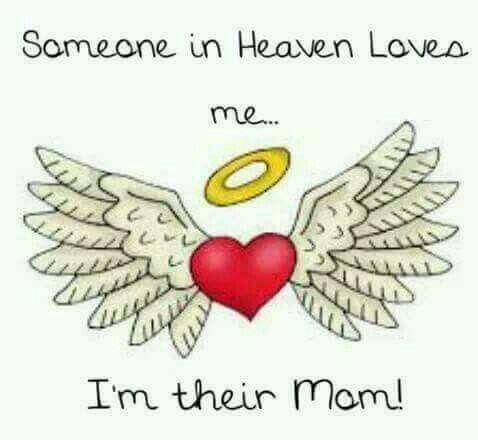 Someone in heaven loves me