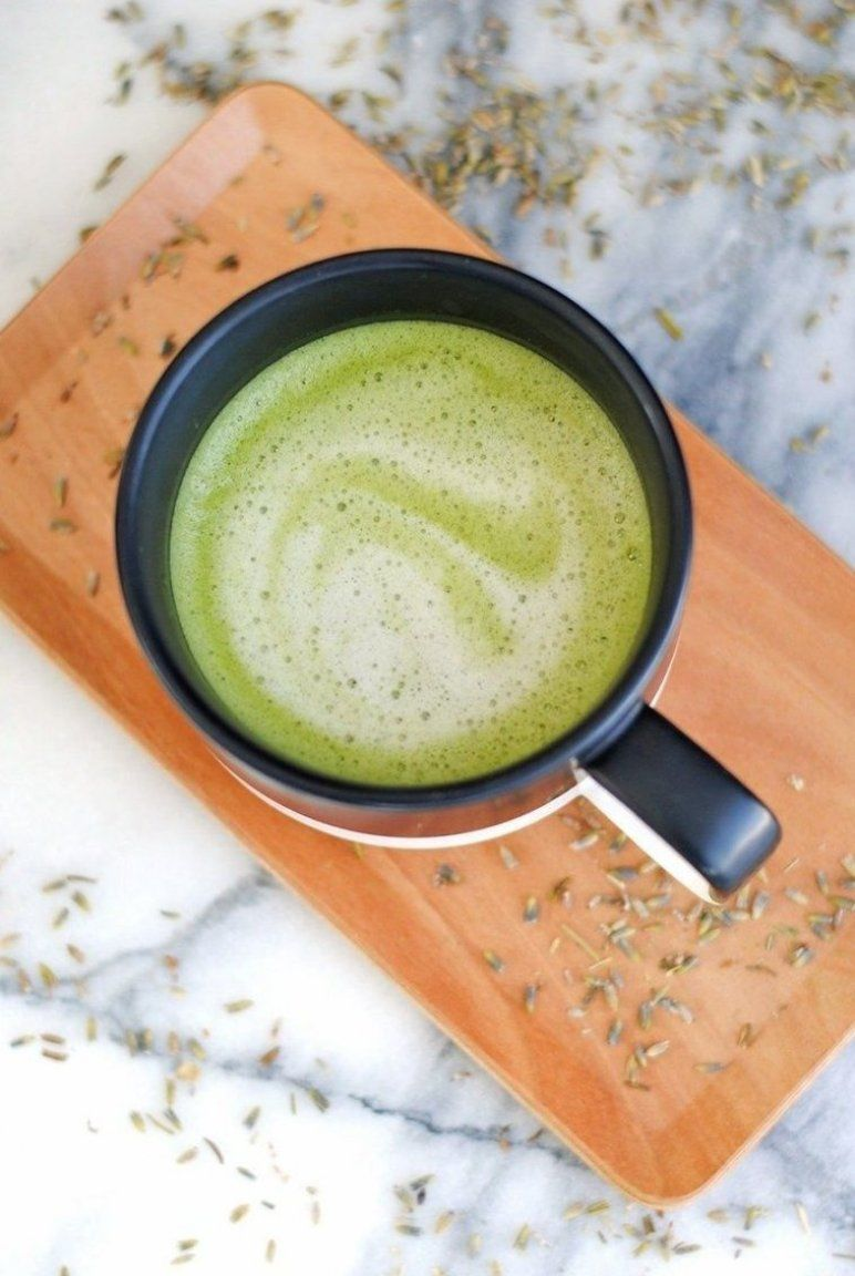 The Best AtHome Matcha Latte with Oat Milk Recipe WELL