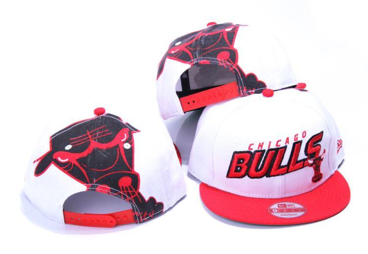 NBA Chicago Bulls Snapback Hat (138)  2cfb62c4015