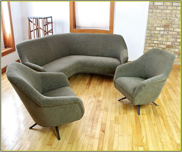 Awesome Curved Sectional Sofas For Small Spaces