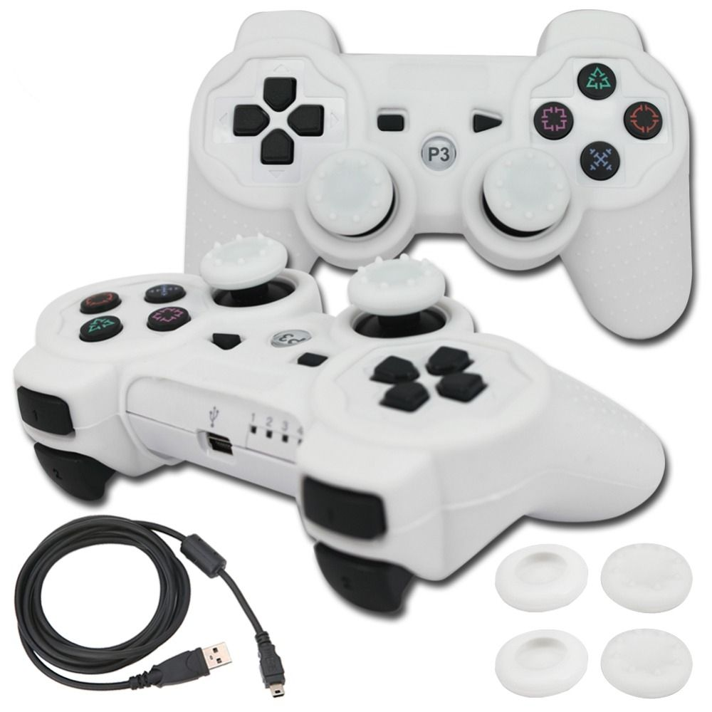 Wireless Gamepad Joystick For PlayStation 3 Price: 45 96 & FREE