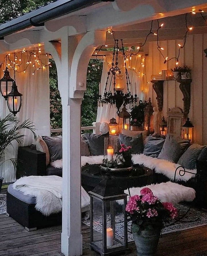 50 Unique Ways to Decorate With a String of Sparkling Fairy Lights