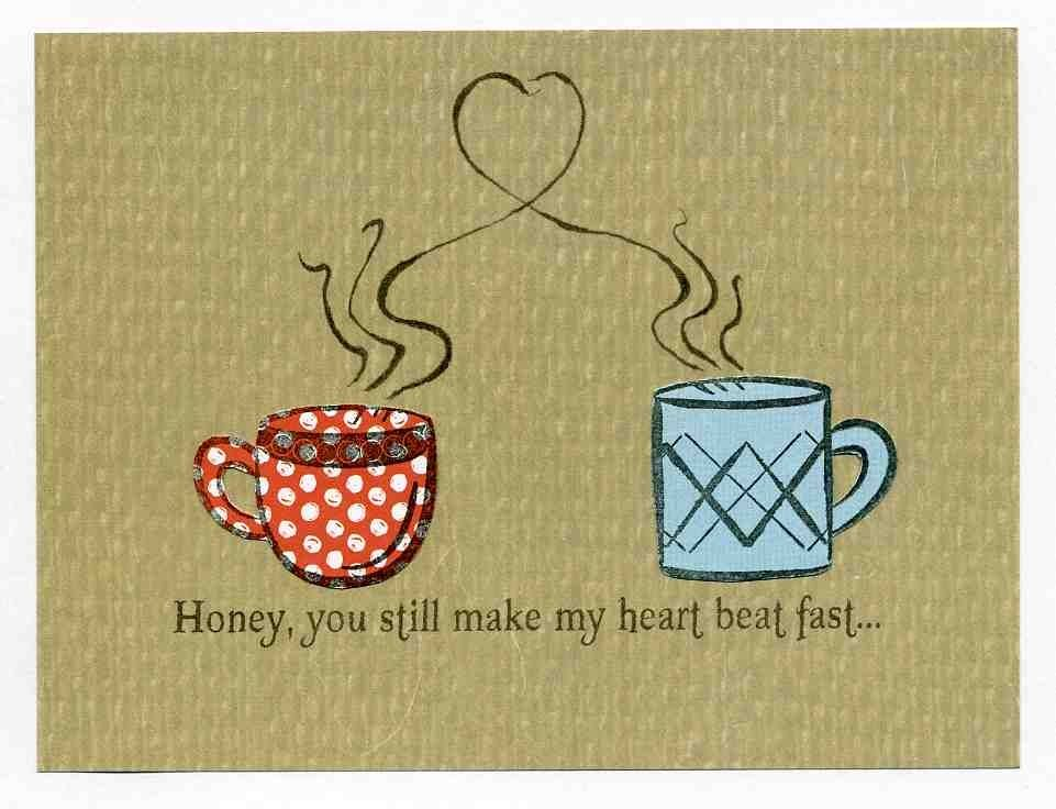 coffee anniversary card husband humorous anniversary card