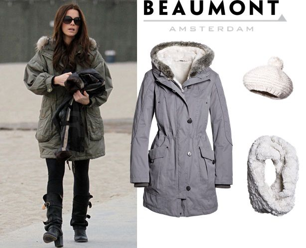 Trend: parka coat