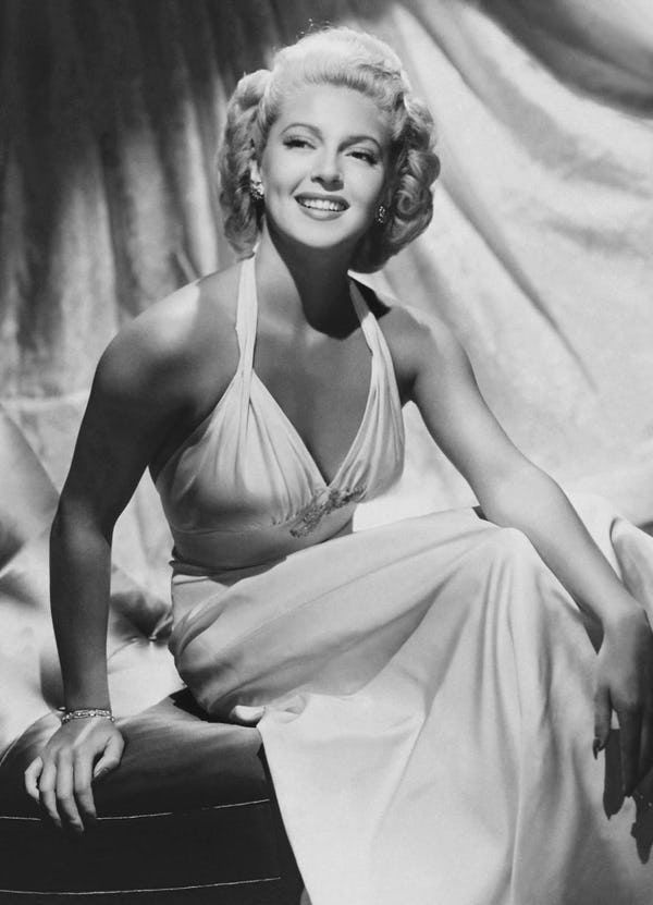 Lana Turner is listed (or ranked) 9 on the list The Hottest Classic Actresses #classicactresses