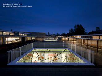 Munkegåards skolen, Gentofte, Denmark