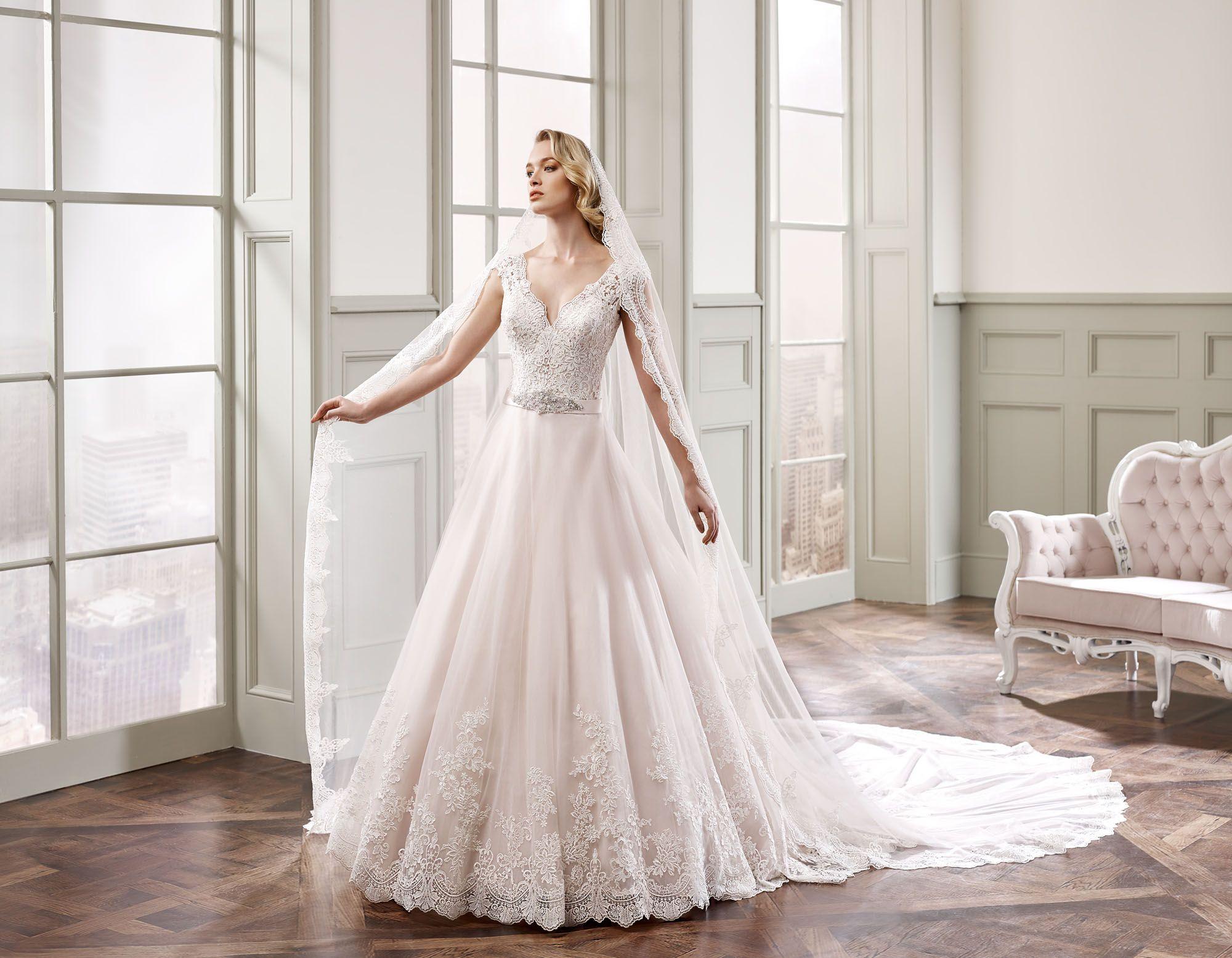 Brautkleider aus der Kollektion für 2016 von Eddy K - bei uns erhältlich