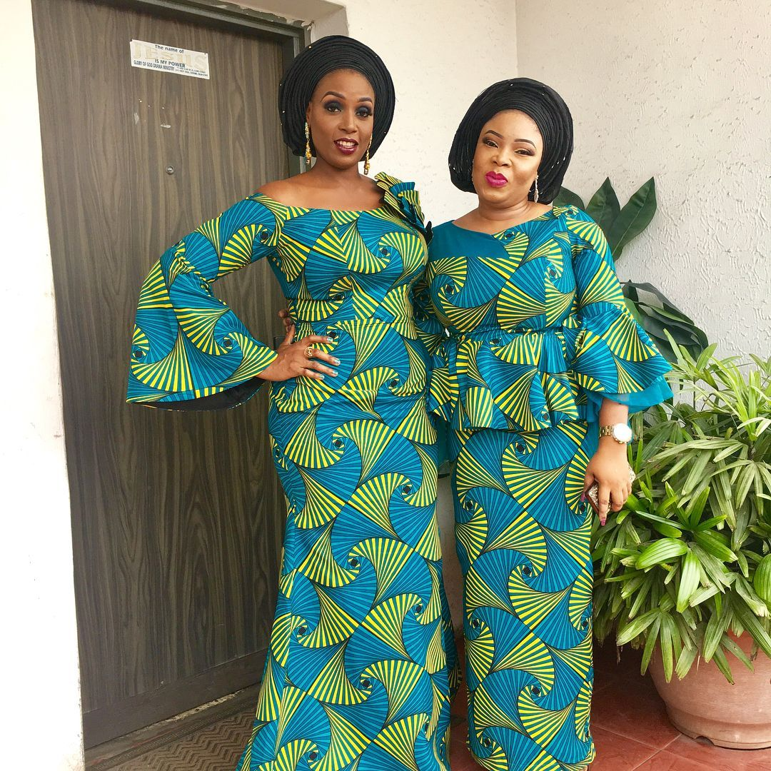 Stylish Ankara Styles For Ladies | Ankara, Gowns and African fashion