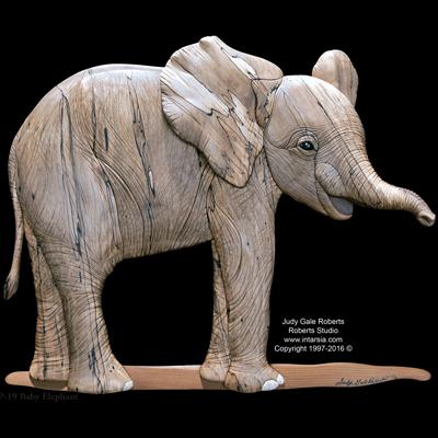 CT-19 Baby Elephant