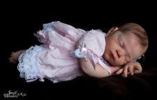 SWK Reborn - SERAH by Adrie Stoete - Baby Doll - IIORA, CRIB, ERA