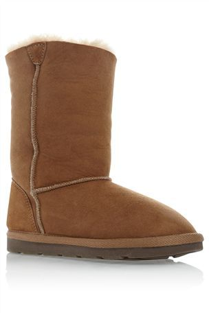 Buy Sheepskin Pull-On Boots (Older Girls) from the Next UK online shop