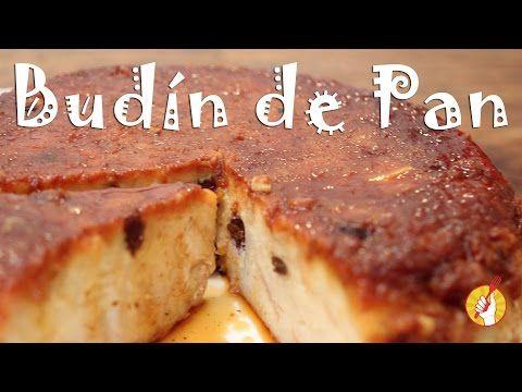 Cómo Hacer Budín De Pan Con Caramelo Receta Fácil Tenedor
