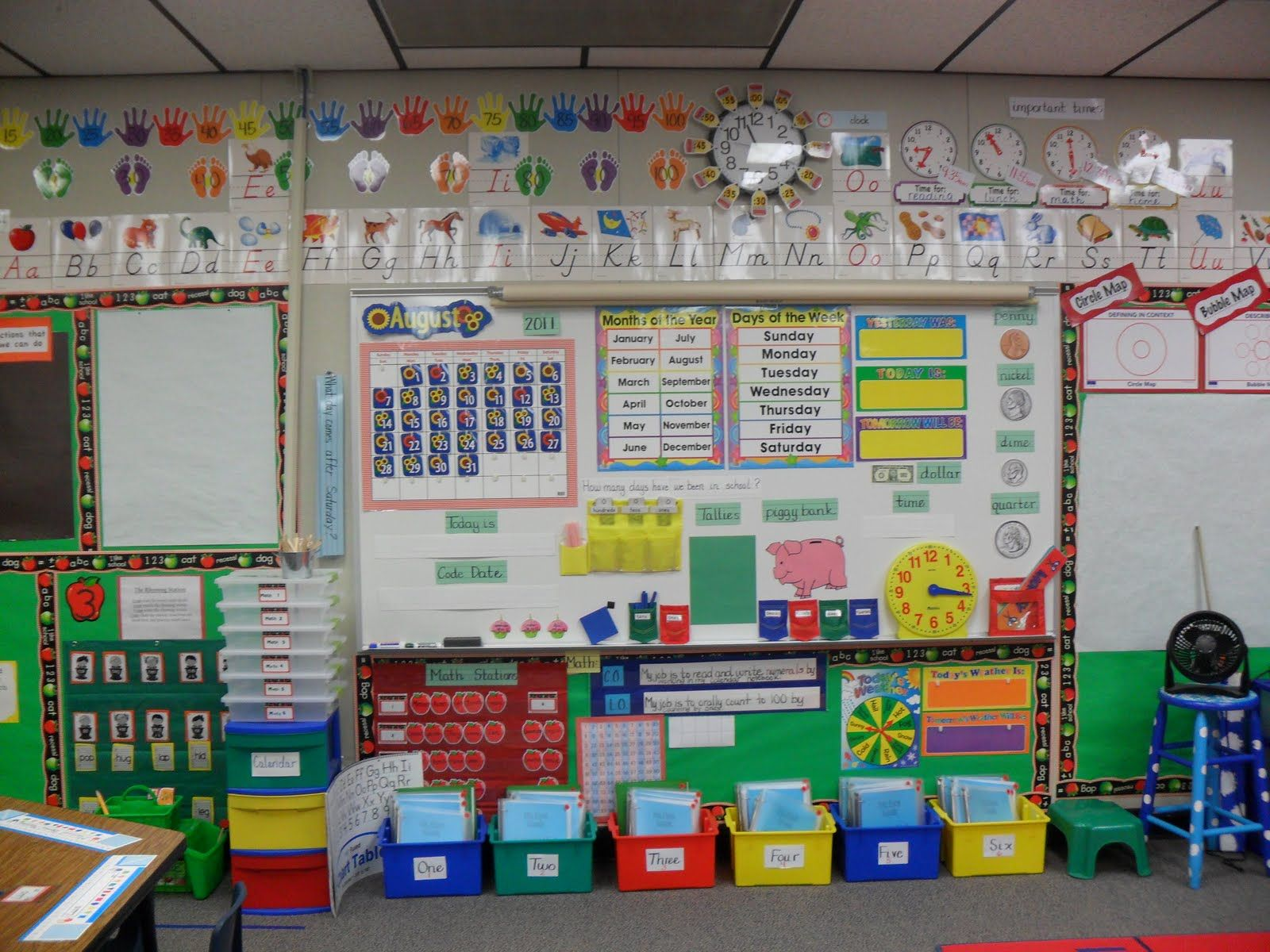 Kindergarten Calendar Wall : Best math wall ideas on pinterest vocabulary