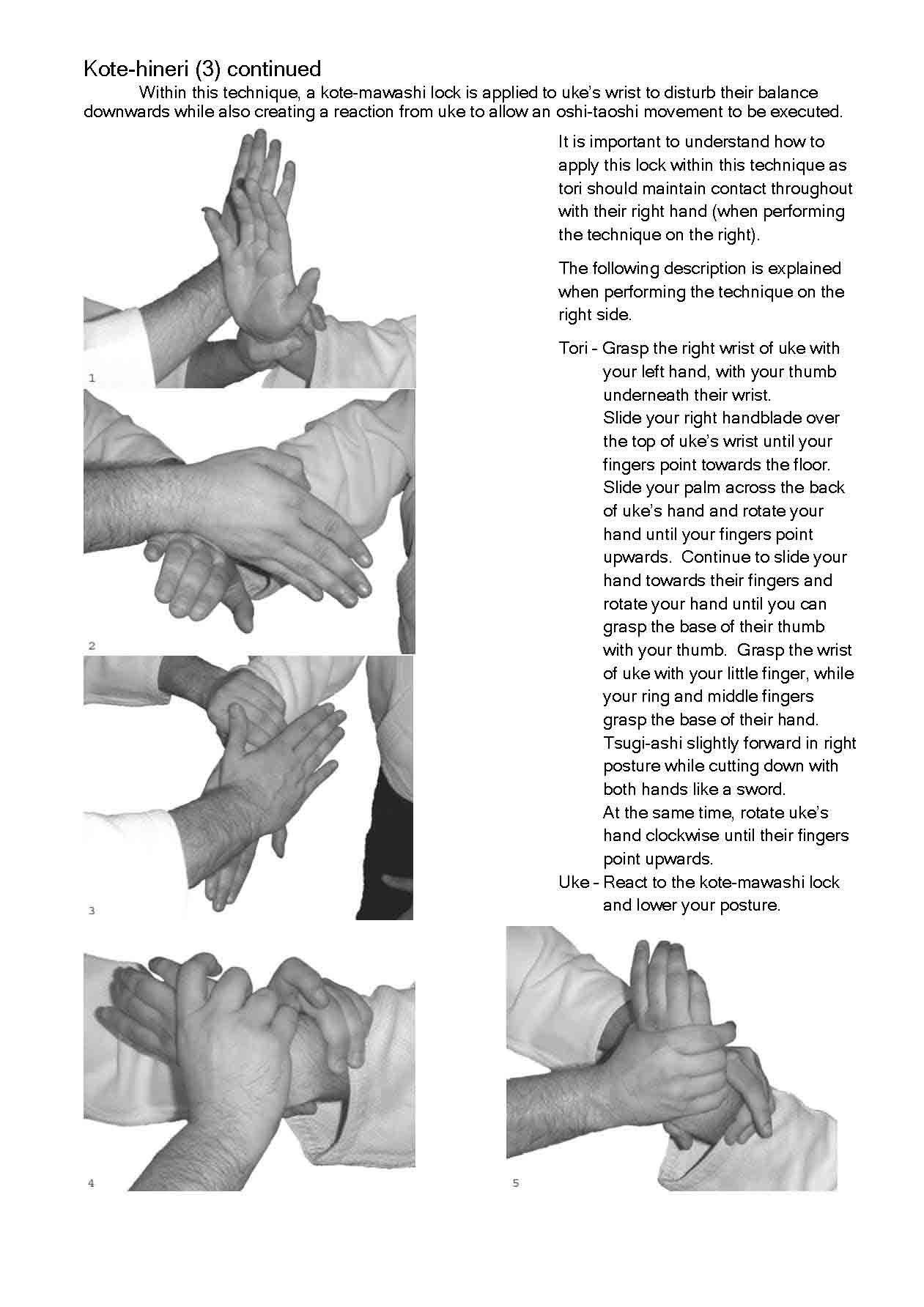 aikido drills   Tomiki Aikido - Author Neil Saunders