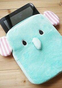 Rilakkuma Sentimental Circus Elephant Cute I PAD Case Holder Bag *FREESHIPPING*