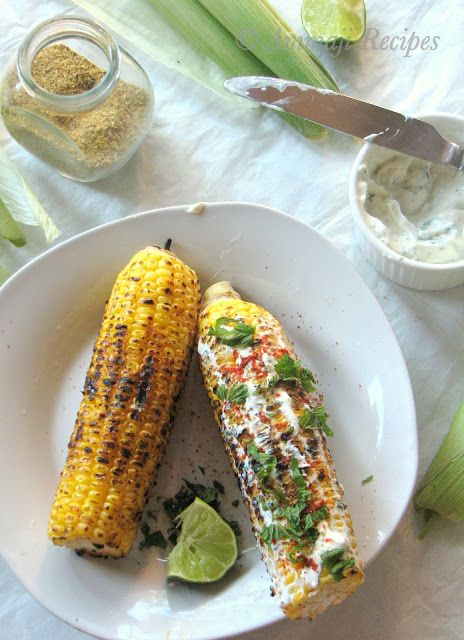 Mexican corn on the cob indian food recipes ammaji kitchen mexican corn on the cob indian food recipes ammaji kitchen forumfinder Choice Image