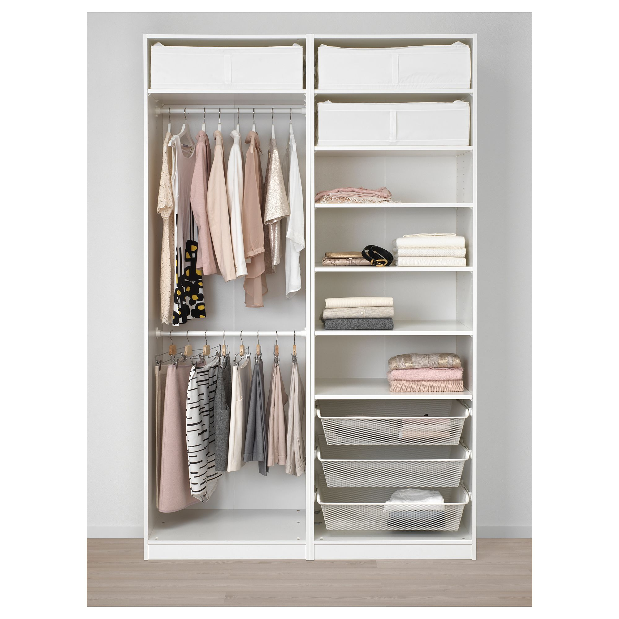 Furniture Home Furnishings Find Your Inspiration Ikea Pax Wardrobe Ikea Closet Organizer Closet Bedroom