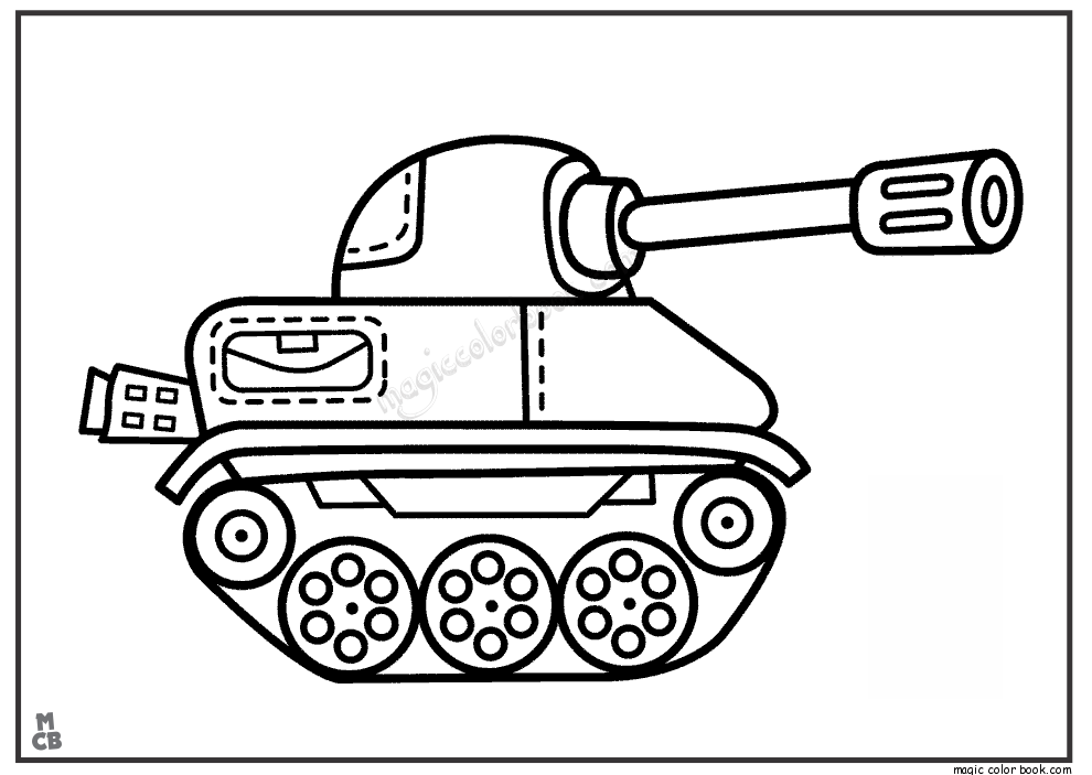 Tank Free Printable Coloring Pages 01 Free Printable Coloring Pages Coloring Pages For Kids Printable Coloring Pages
