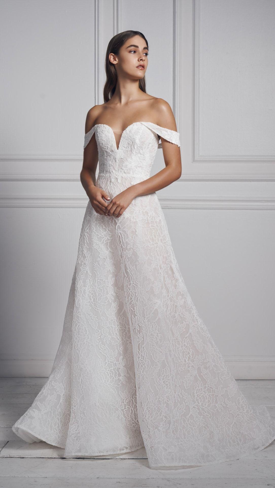 Anne Barge Wedding Dresses Fall 2020 Anne barge wedding
