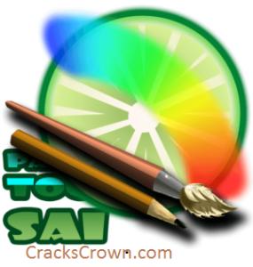 PaintTool SAI 2 Crack Full Latest Version 2 Mac +Win Free