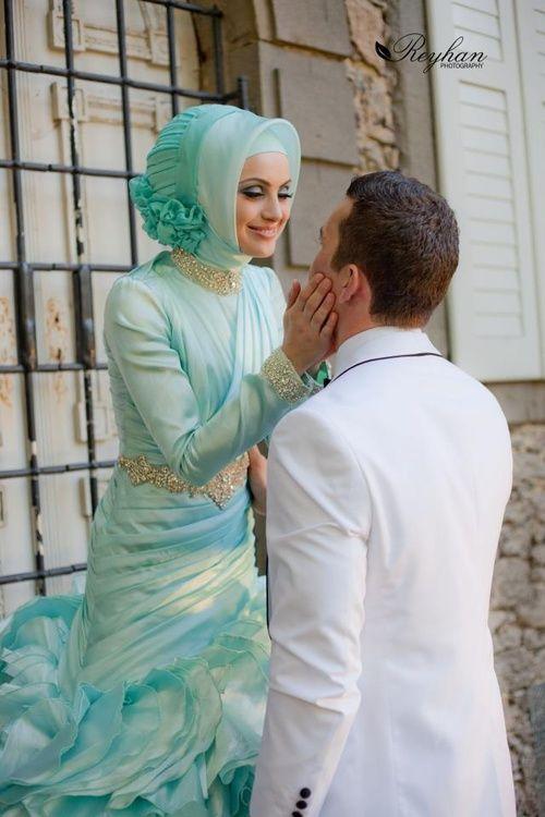 Turkish wedding dresses hijab style – Dresses 2018